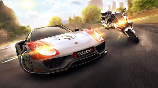 Asphalt 8 Racing Game – Drive Drift at Real Speed Apk Mod 1