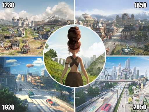 Forge of Empires Build your City Apk Mod 1
