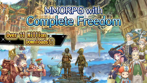 RPG Toram Online – MMORPG Apk Mod 1