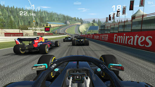 Real Racing 3 Apk Mod 1