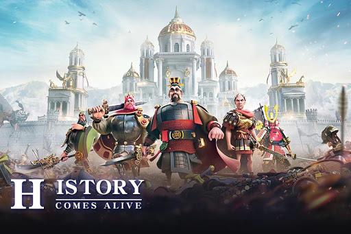 Rise of Kingdoms Lost Crusade Apk Mod 2