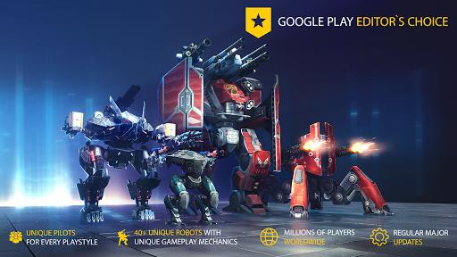 War Robots. 6v6 Tactical Multiplayer Battles Apk Mod 1