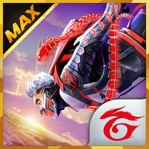 Garena Free Fire MAX Mod Apk (Full+OBB)