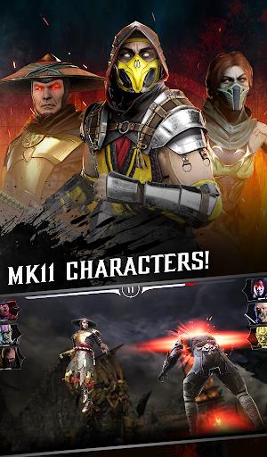 MORTAL KOMBAT The Ultimate Fighting Game Mod Apk 1
