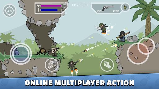 Mini Militia – Doodle Army 2 Mod Apk 1