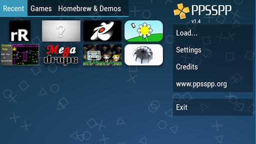 PPSSPP Gold – PSP emulator Mod Apk 1