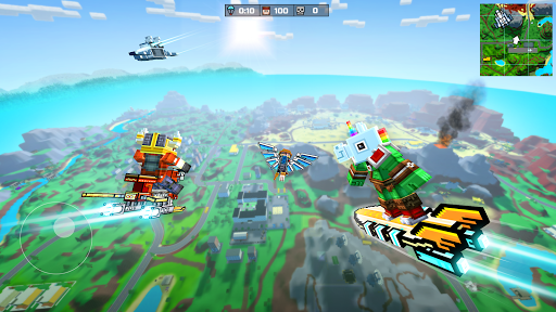 Pixel Gun 3D FPS Shooter amp Battle Royale Mod Apk 1