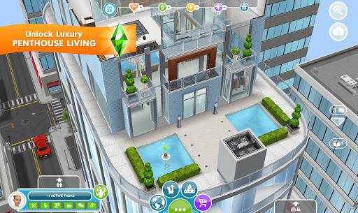 The Sims FreePlay Mod Apk 1