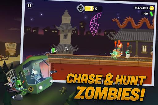 Zombie Catchers Dead Winter Mod Apk 1