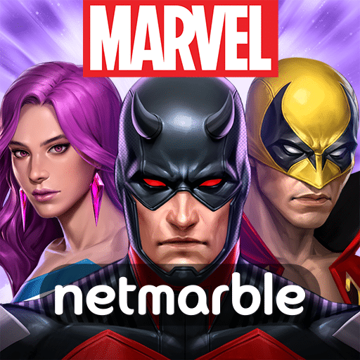 MARVEL Future Fight  Apk Mod (Unlimited Gold/Crystals)