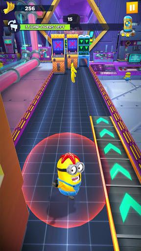Minion Rush Despicable Me Official Game Mod Apk 1