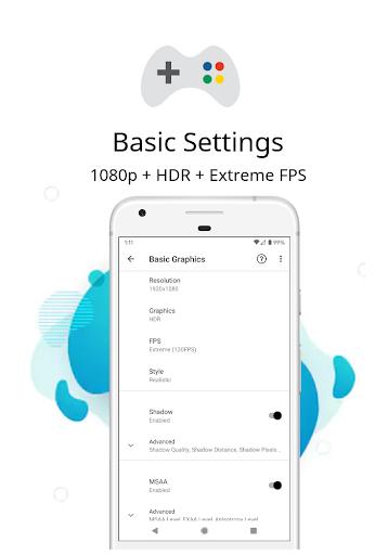 PGT Pro GFX amp Optimizerwith advance setting Mod Apk 1