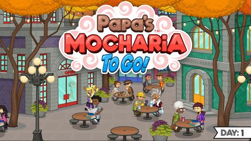 Papas Mocharia To Go Mod Apk 1
