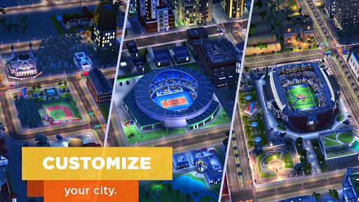 SimCity BuildIt Mod Apk 1