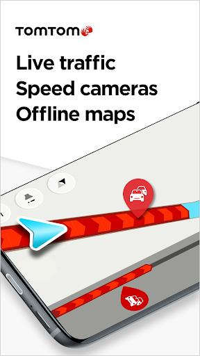 TomTom GO Navigation – GPS Maps amp Live Traffic Mod Apk 1