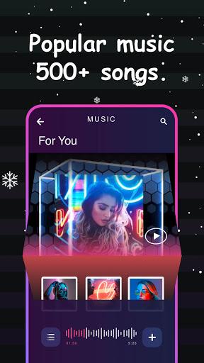 Vinkle Music Video Maker Magic Effects Mod Apk 1