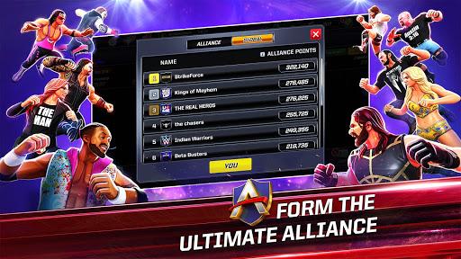 WWE Mayhem Mod Apk 1