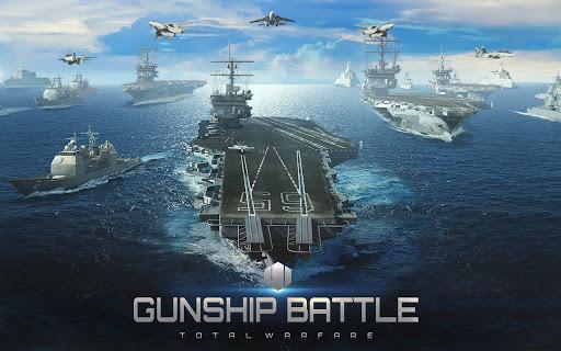 Gunship Battle Total Warfare Mod Apk 1