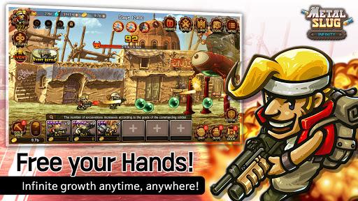 Metal Slug Infinity Idle Game Mod Apk 1