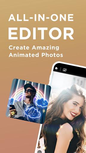 PhotoDirector Animate Photo Editor amp Collage Maker Mod Apk 1