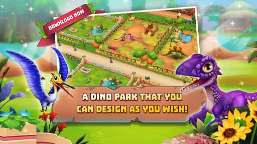 Dinosaur Park Primeval Zoo Apk Mod 1