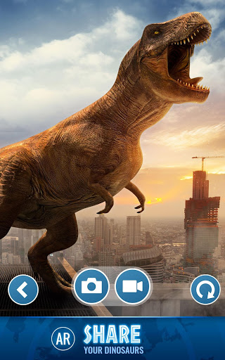 Jurassic World Alive Apk Mod 1
