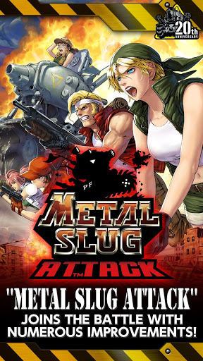 METAL SLUG ATTACK Apk Mod 1