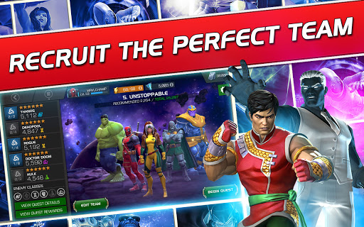 Marvel Contest of Champions Apk Mod 1