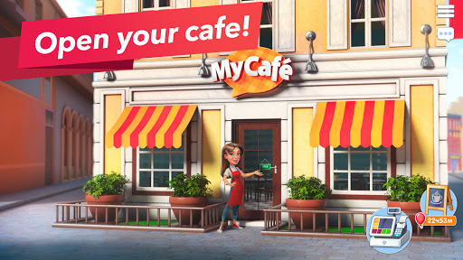 My Cafe Restaurant Game. Serve amp Manage Apk Mod 1