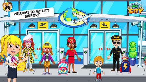 My City Airport Apk Mod 1
