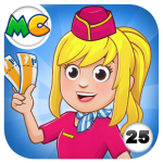 My City : Airport 1.0.0 Mod Apk For Android