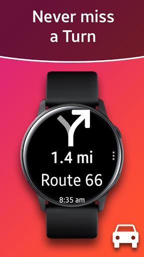Navigation Pro Google Maps Navi on Samsung Watch Apk Mod 1