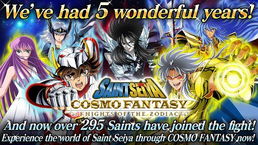 SAINT SEIYA COSMO FANTASY Apk Mod 1
