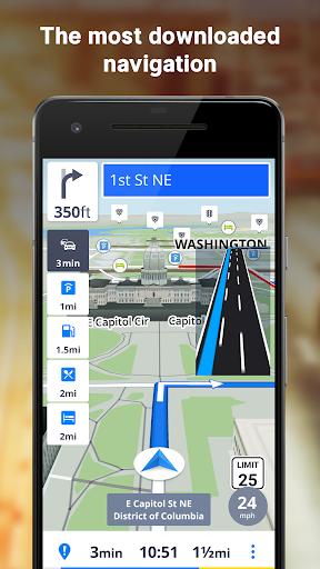 Sygic GPS Navigation amp Offline Maps Apk Mod 1