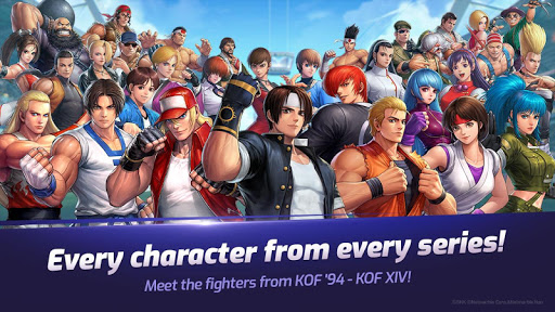The King of Fighters ALLSTAR Apk Mod 1