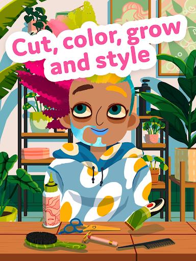 Toca Hair Salon 4 Apk Mod 1