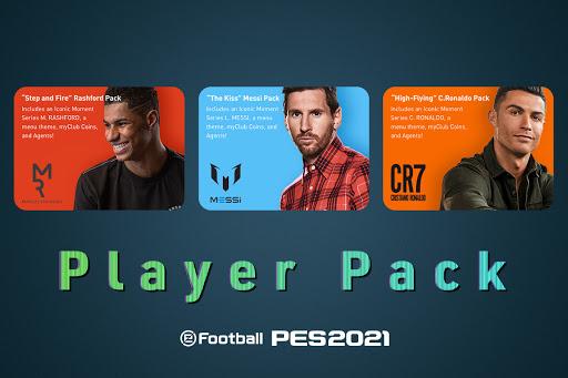 eFootball PES 2021 Apk Mod 1