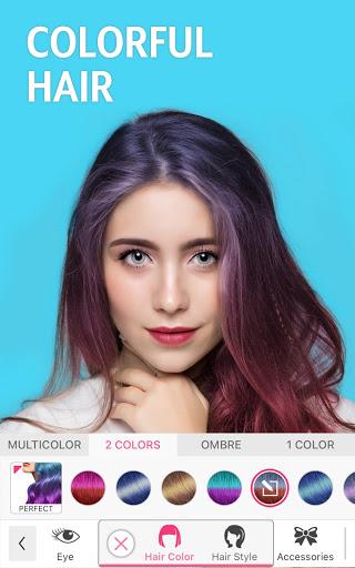 YouCam Makeup – Selfie Editor amp Magic Makeover Cam Apk Mod 1