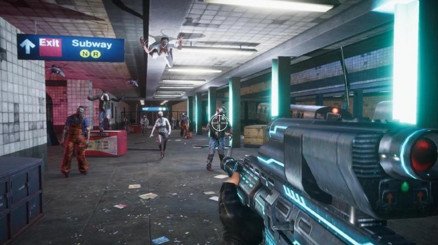 Dead Target Mod Apk New