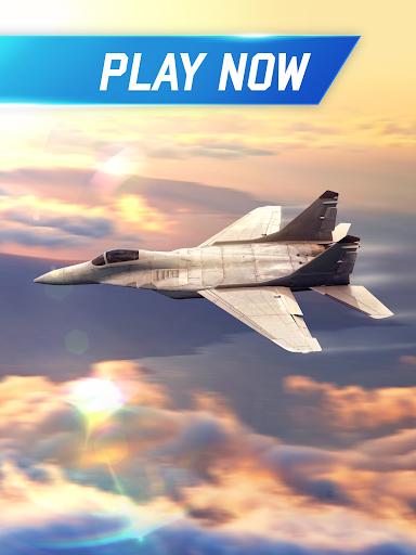 Flight Pilot Simulator 3D Free Apk Mod 1