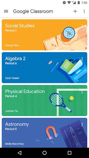 Google Classroom Mod Apk