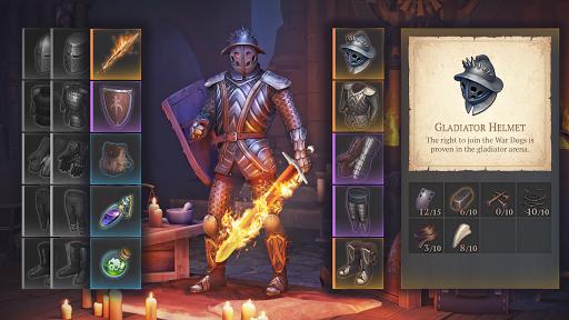Grim Soul Dark Fantasy Survival Apk Mod 1