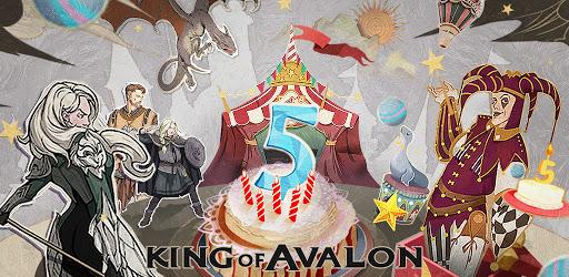 King of Avalon Dominion Apk Mod 1