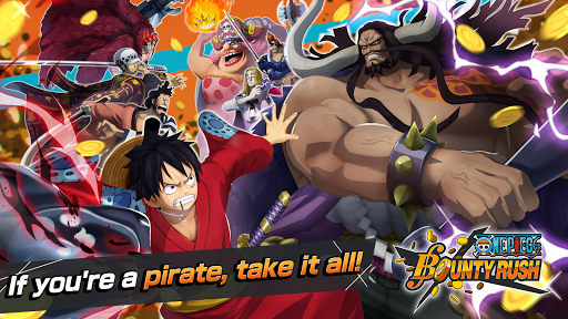ONE PIECE Bounty Rush – Team Action Battle Game – Apk Mod 1
