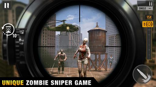 Sniper Zombies: Mod Apk  Unlocked All Guns