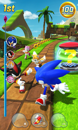 Sonic Forces Multiplayer Racing amp Battle Game Apk Mod 1