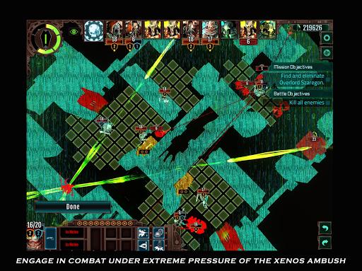 Warhammer 40000: Mechanicus  Mod Apk Full Paid