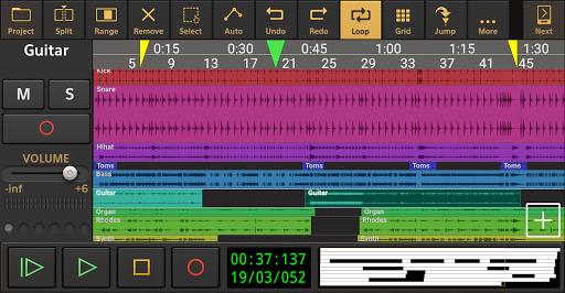 Audio Evolution Mobile Studio Apk Mod 1