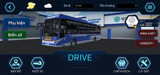 Bus Simulator Vietnam Apk Mod 1