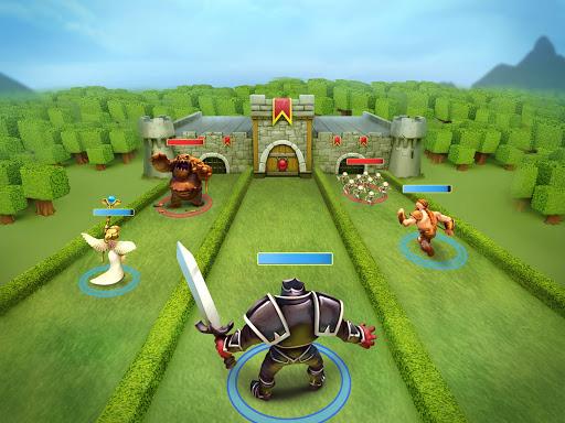 Castle Crush Epic Battle – Free Strategy Games Apk Mod 1